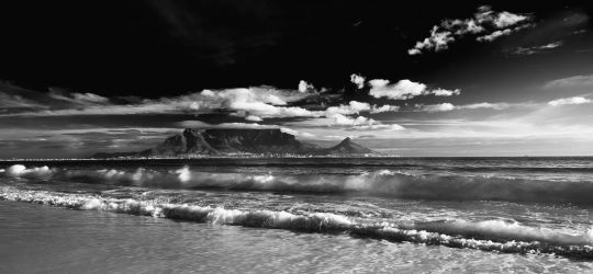 Table mountain scape - Francois Venter